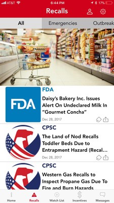 New system addresses dangerously slow FDA food recall procedures and CDC tracking