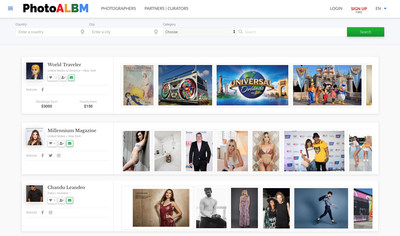 PhotoALBM Launches Ultimate Flickr Replacement Service – Based on Artificial Intelligence and Human-centered Design