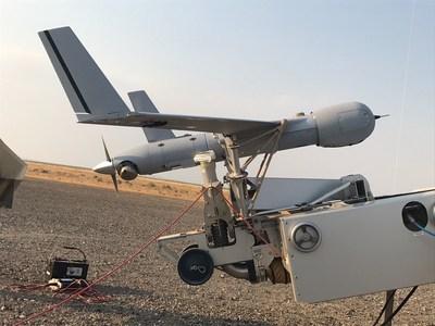 Insitu Integrates Customized TK-5 Firewatch Smart Mapping Payload on ScanEagle UAS