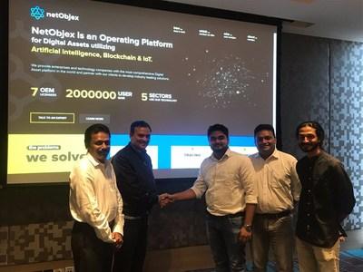 NetObjex Acquires Servntire Global